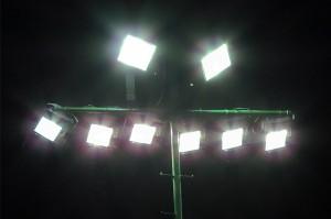 Iluminación única en Córdoba