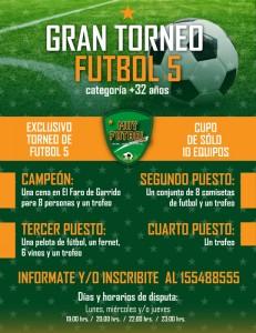 Torneo Fútbol +35